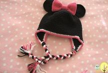 Minnie Mouse  / I love Minnie Mouse she is my favorite Disney character.