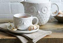 Spot of Tea / Fabulous tea-esque things.  / by Melissa Ramos