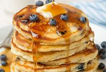 Breakfast and Brunch Recipes / Breakfast recipes and Brunch recipes. Cinnamon rolls, casseroles, potato dishes, breakfast sandwiches, bagels, muffins, smoothies, granola, pancakes, waffles, quiche, bacon recipes, and more!
