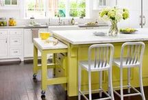 Kitchen Inspiration / Inspiration, ideas, and tips for your ideal kitchen!  / by Jillian @ Food, Folks and Fun (foodfolksandfun.net)
