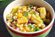 Sides & Accompaniments / Side dish and condiment recipes including sauces, dressings and more.