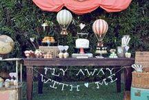 Party Ideas & Themes / by Elizabeth Candlish
