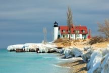 Michigan ~ My Michigan Favorites / by Karen Pennala Howe
