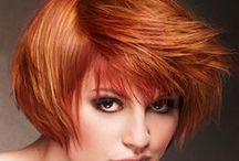 Dimensions | Red / www.dimensionsdws.com / by Dimensions salon & spa