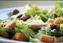 Recetas / Recipes / Ensaladas