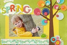 SCRAPBOOKING / This is one of my favorite things to do. / by Nancy Huntington
