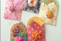 PAPER CRAFTS / This craft is awesome. To make beautiful things just out of paper. / by Nancy Huntington