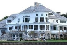 BEAUTIFUL HOMES / These houses are on my wish list.  / by Nancy Huntington