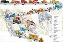 Caravane Publicitaire du Tour de France / La Caravane Publicitaire du Tour de France, c'est sur le Blog de l'Ardoisier : http://21virages.free.fr/blog
