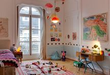 kid's room / love to share a lot of information and inspiration about design and lifestyle in our children's little world!