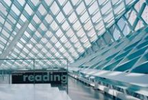 Libraries / Signage systems and Environmental graphics specialized in libraries and public spaces.
