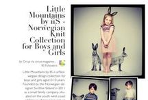 from my blog/ magazine / come and see for yourself we have lots of news & inspiration on children's fashion, interior & lifestyle: www.circus-magazine.blogspot.de