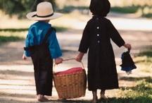 Amish and Mennonite  / by Karen Pennala Howe
