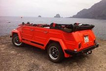 VW Thing / This car is a beautiful thing. / by MacKayla Testerman