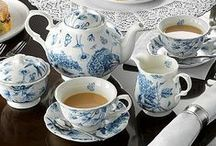 Time for Tea / Celebrate the tradition of High Tea with us!