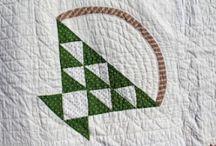 Quilts...Antique/Vintage / by Christine Goodrich