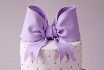 **Cake / Bow cake / by Karmin