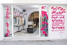 Store Fronts / Check out how a store front can welcome its customers with just a glance.