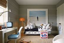 Boys bedrooms / by Marie-Chantal Of Greece
