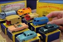 TOY CARS / by Ray Stafford