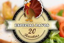 Recetas de Pavo / Thanksgiving Day