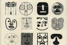 icons / by Rai Leon