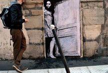 callejero / street art / by Rai Leon