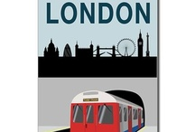 LONDON / by Ray Stafford