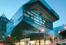 Architecture & EGD / Environmental graphics applied in buildings and architectural structures.
