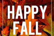 Falling Into Fall! / by Mandel Public Library