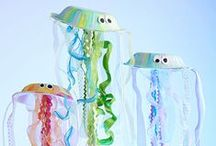 Kids Crafts / by Rachel Mammolito
