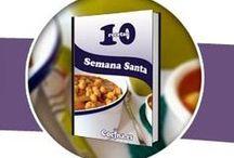 Libro de Recetas de Semana Santa y Cuaresma / Libro de Recetas de Semana Santa y Cuaresma: http://bit.ly/Y6cXYq