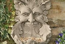 Garden Inspirations / Everything for the garden from planters and supports to ornaments and furniture.