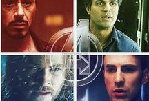 MARVEL. AVENGERS ASSEMBLE.  / Board for my pins for Avengers, Iron Man 1 & 2, Thor, Captain America, etc.  / by Kaylee Hathaway