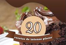 Recetas de CHOCOLATE / Las mejores Recetas de Chocolate para ti ;)
