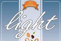 Recetas LIGTH / Libro de Recetas Light 2013 gratis para ti. Las mejores recetas light te esperan: http://www.recetascomidas.com/recetas-light