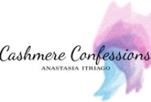 Cashmere Confessions / My blog