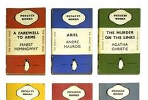 PENGUIN BOOK COVERS / by Ray Stafford