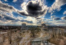 ruin / perturbing abandoned places / by Rai Leon