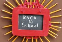 Back to School / Everything you need from printables to crafts to recipes and more to make heading back to school fun!