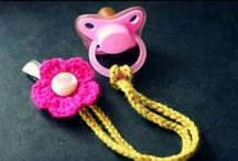 Crochet Baby Gifts / ♥ I Love Crocheting For New Babies! ♥ / by Claudia Womack ❀