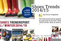 kids' shoe FW2014 trends