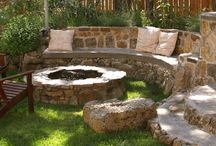 Home/Outdoor Spaces / by Christine Goodrich
