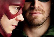 Arrow / Flash / Supergirl