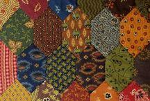 Quilts...Hand Piecing / by Christine Goodrich