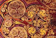 Celtic art / Inspiration from Celtic, Anglo-Saxon and Viking finds