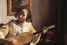 The Age of Vermeer / Inspired by 17th century Dutch Interiors and the Golden Age of  Still Life
