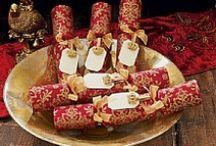 T'was the Night Before Christmas / Christmas decorations inspired by 19th traditions from the 16th -19th century