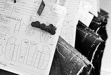 """Lecture   Produkt Lifescycle Management / Lehrveranstaltung Digitalisierung und Produktion an der AMD Berlin. Subject: Erstellung von """"Fashion Tech Pack"""" im Design Management (PLM)"""