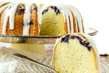 """Best Pound Cake  and Bundt Cake Recipes / Share your favorite pound cake recipes and Bundt cake recipes only--I have another board for """"Cakes."""" Vertical pins much preferred along with cake recipes from scratch rather than with boxed mixes. If you'd like an invitation to pin, please make sure you're following me (onlinepastrychf/Jenni Field's Pasty Chef Online) and then message me for an invitation. Thanks!"""